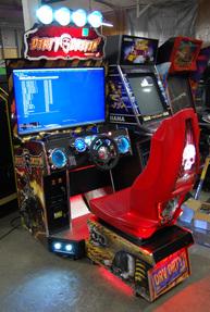 Dirty Drivin Arcade Machine