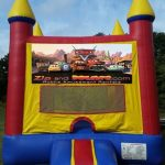 Disney Cars Inflatable Rental
