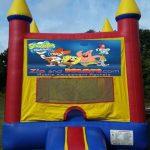 Spongebob Castle Bounce