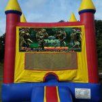 Ninja Turtles Castle Bounce