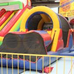 Obstacle Course Inflatable Bounce