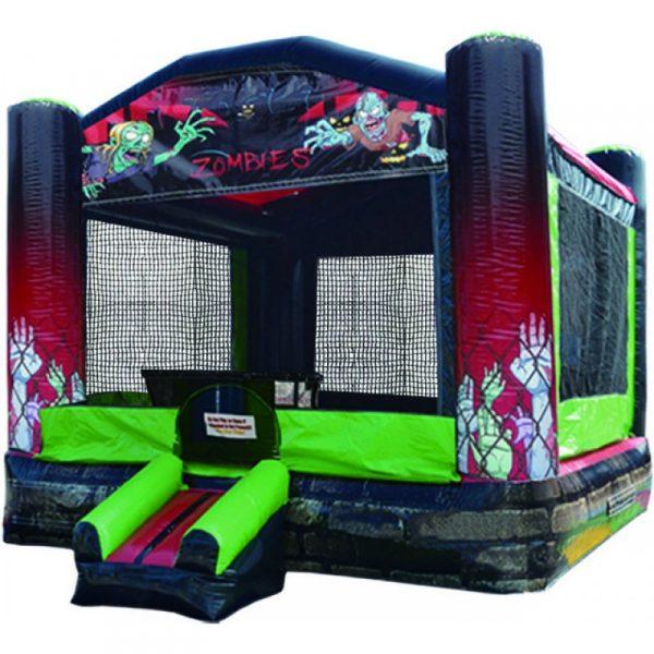 Zombie Bounce House