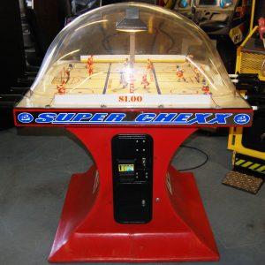 Super Chexx Bubble Hockey Arcade Machine