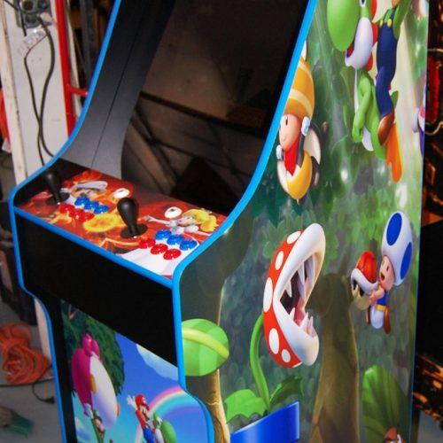 Mario Arcade Cabinet