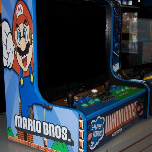Mario Bar Top Arcade