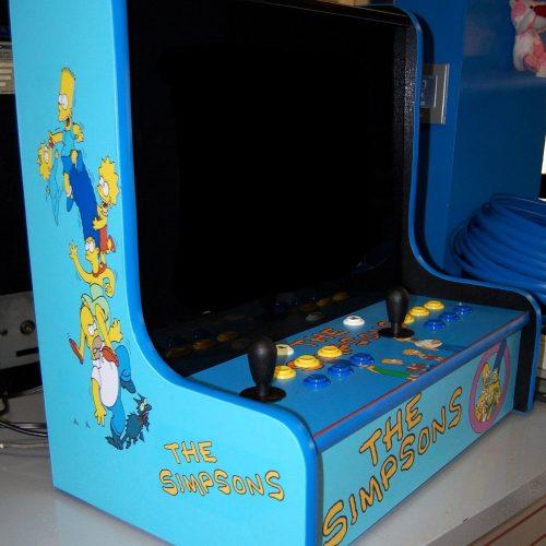 Simpsons Multicade Arcade