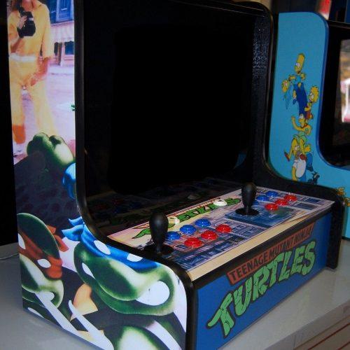 Teenage Mutant Ninja Turtle Bar top multicade