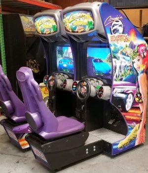 Cruisn' Exotica Arcade