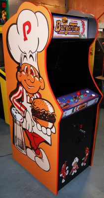 Burger Time Arcade