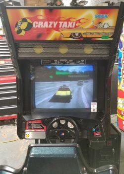 Crazy Taxi Arcade