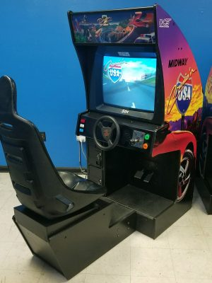 Cruisin USA Arcade