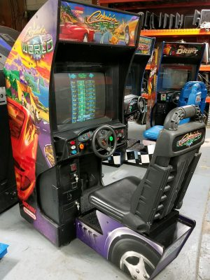 Cruisn World Arcade