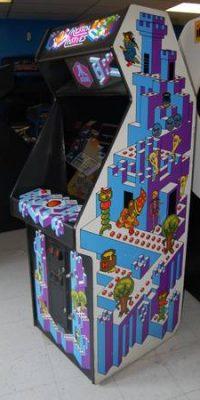 Crystal Castles Arcade