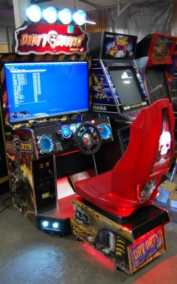 Dirty Driving Arcade
