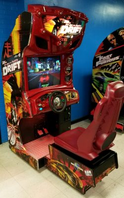 The Fast and the Furious Drift Arcade
