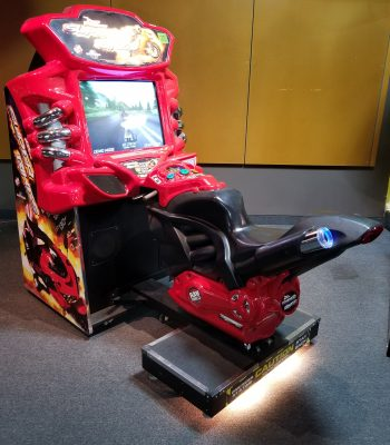 Fast and Furious Super Bikes Arcade
