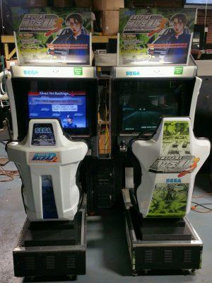 Initial D v3 Arcade
