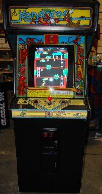 Kangaroo Arcade