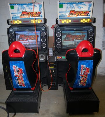 Maximum Tune Driver Arcade