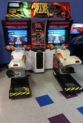 Motor Raid Arcade