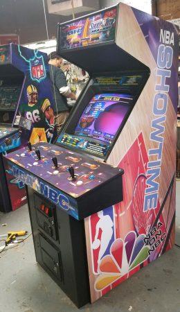 NFL Blitz NBA Showtime Combo Arcade