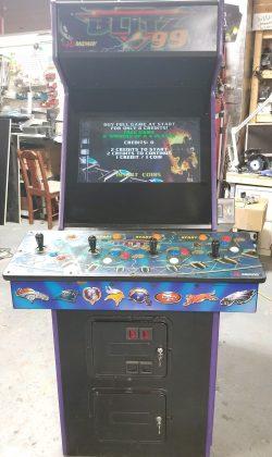 NFL Blitz NFL Arcade Machine