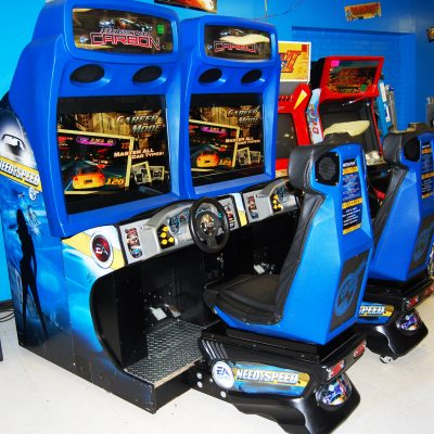Need for Speed Carbon Arcade