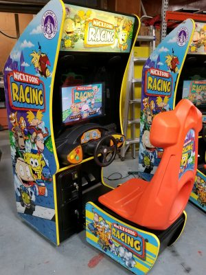 Nicktoons Racing Arcade (Nickelodeon)
