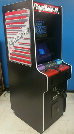 Nintendo PlayChoice 10 Arcade