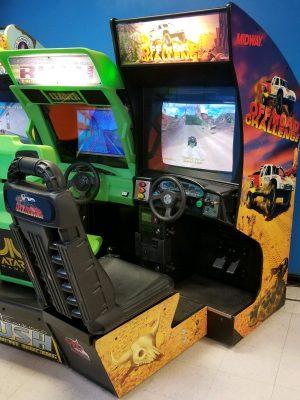 Off Road Challenge Arcade