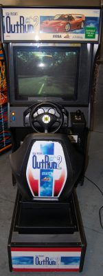 OutRun 2/ Out Run 2 Arcade