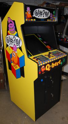 Q Bert Arcade