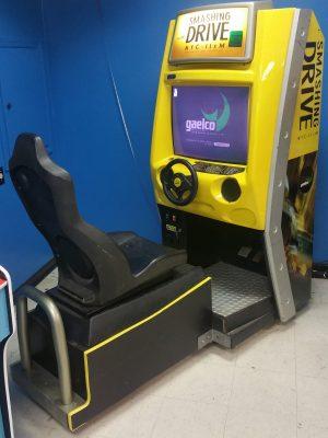 Smashing Drive Arcade