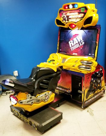 Fast and Furious Super Bikes 2